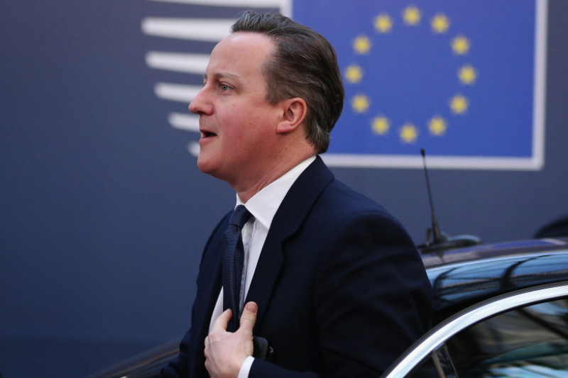 David Cameron consiliu european februarie 2015 GettyImages-511257266