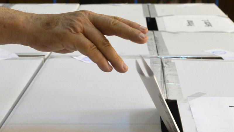 VOTARE VOT ALEGERI LOCALE agerpres 8712853
