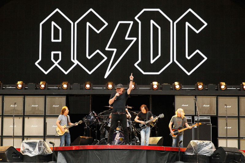 acdc - getty