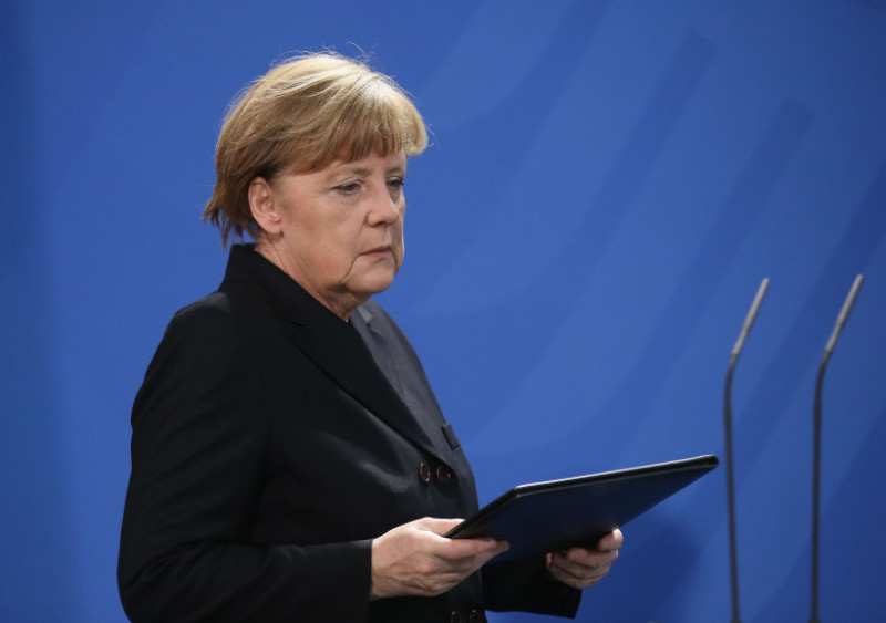 angela merkel ingandurata - getty