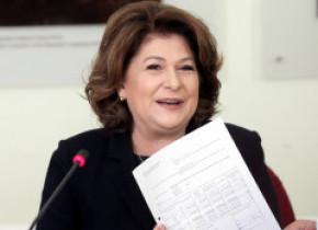 Comisia JURI de la Bruxelles o somează pe Rovana Plumb să lămurească misterele din declarația de avere