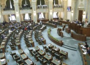 Comisia juridică din Senat dezbate luni legea privind carantinarea şi izolarea