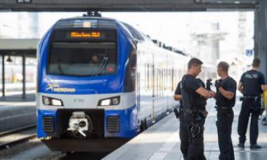 Un bărbat a recurs la un gest extrem, după ce conductorul unui tren a refuzat să-i aștepte soția