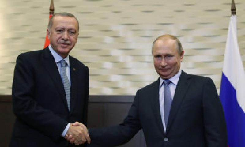 Putin și Erdogan au bătut palma. Vor să reconfigureze granițele unei țări
