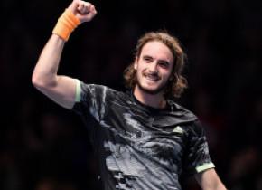 Turneul Campionilor 2019. Stefanos Tsitsipas câștigă trofeul la numai 21 de ani