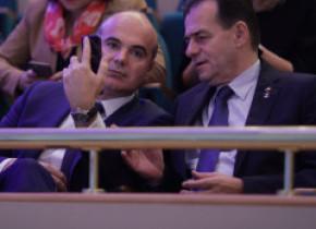 Rareș Bogdan îl atacă dur pe Orban: I s-a umflat capul și s-a crezut câinele alfa. Partidul e pe un butoi cu pulbere