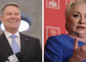 Turul 2, alegeri prezidențiale 2019. Klaus Iohannis vs Viorica Dăncilă, start oficial pentru lupta electorală