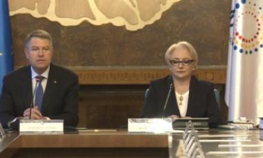 NEWS ALERT: Klaus Iohannis explică de ce refuză dezbaterea cu Viorica Dăncilă