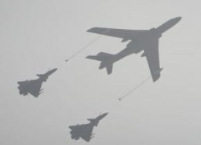Avioane de luptă ale Chinei au intrat în spaţiul aerian al Taiwanului