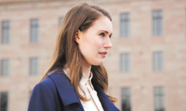 Sanna Mirella Marin devine cel mai tânăr premier al Finlandei, la 34 de ani. Cine sunt părinții politicienei