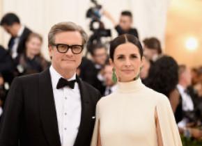 Colin Firth s-a despărțit de soție după o căsnicie de 22 de ani