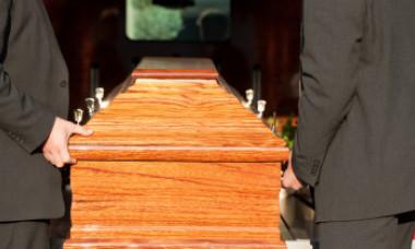 Plângere penală incredibilă: mort furat pentru ajutorul de înmormântare