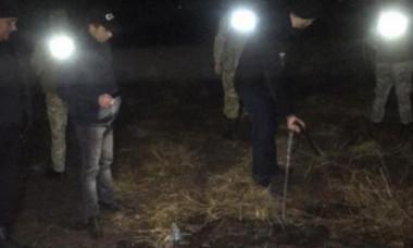 Descoperire incredibilă la graniță: țeavă pentru transportul alcoolului - VIDEO