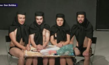 Premieră în România. Amendă pentru o piesă de teatru în care actorii ar defăima religia ortodoxă