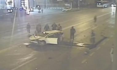 Cât a stat la închisoare avocatul care a ucis doi tineri în timp ce conducea beat în oraș cu 155km/oră