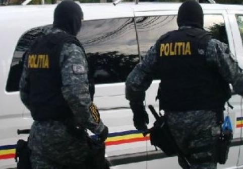 Captură impresionantă. Ce au găsit polițiștii acasă la clanul Sadoveanu în urma perchezițiilor