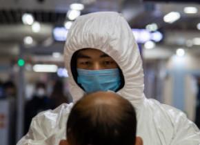 Un chinez a fost diagnosticat cu coronavirus pentru a doua oară