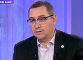 Victor Ponta: Pro România va vota un premier care nu aparține niciunui partid. Cu PNL am greşi total