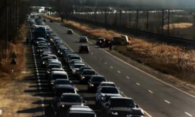 Când va fi gata autostrada către munte? Ce spune ministrul transporturilor după ce a petrecut 7 ore în trafic de la București la Brașov