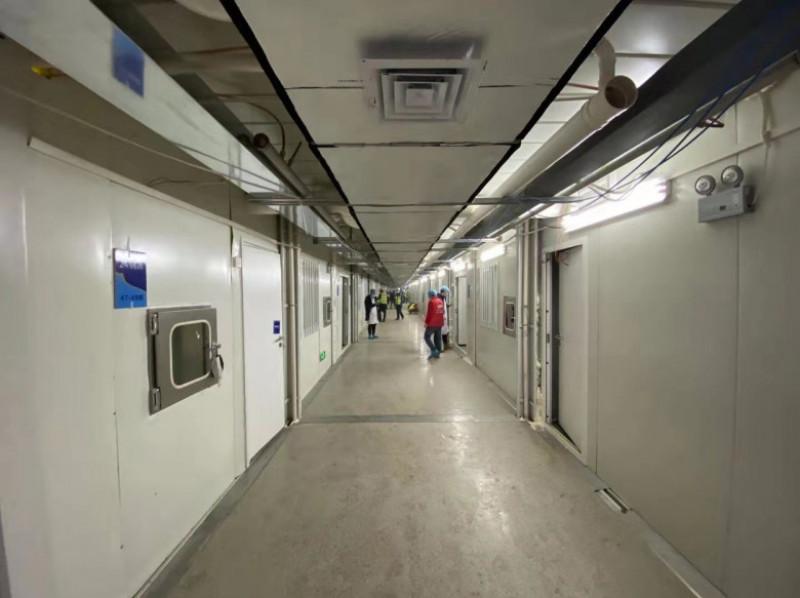 Spital Wuhan