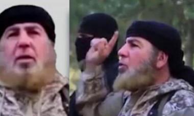 Un fost călău al teroriștilor ISIS s-a ascuns pe un șantier din Turcia unde s-a angajat ca instalator. Cine este Abu Taki al-Shami