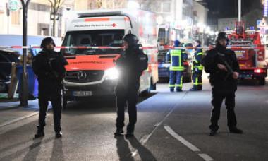NEWS ALERT. Cel puțin nouă morți în atacuri armate petrecute în apropiere de Frankfurt. Cine este suspectul