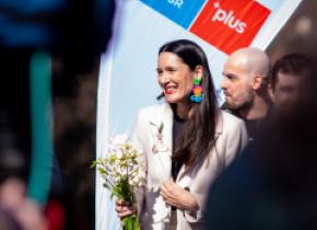"""Surse USR: Clotilde Armand a câștigat alegerile la Sectorul 1. """"Țineți-vă bine, pesediștilor"""""""