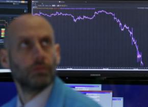 Bursele scad din cauza temerilor legate de al doilea val al pandemiei de coronavirus