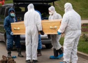 Bilanțul deceselor provocate de coronavirus a depășit 100.000 la nivel global