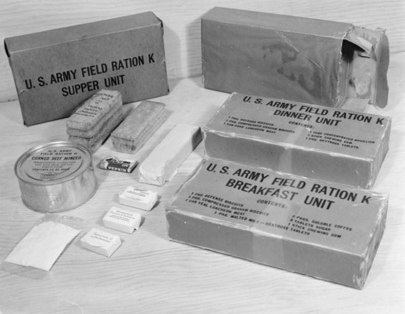 raţii militare americane, mâncare gata preparată, MRE