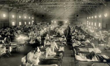 Fotografii document. Cum arăta lumea în timpul pandemiei de gripă spaniolă din 1918. Asemănări cu pandemia de coronavirus de azi