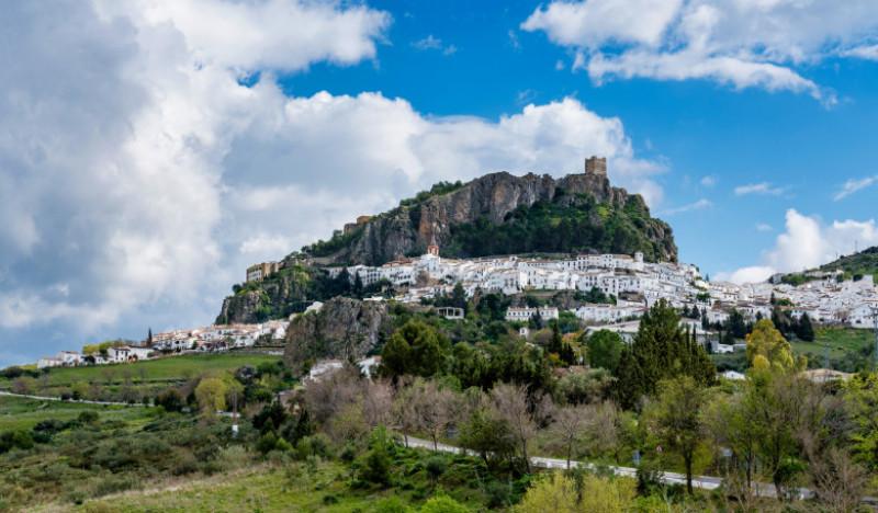 Zahara de la Sierra, Spania