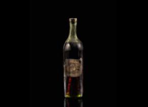 O sticlă de coniac veche de 258 de ani a fost vândută la licitaţie cu o sumă uriașă