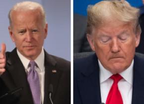 Joe Biden îl compară pe Donald Trump cu şeful propagandei naziste Joseph Goebbels: Oamenii ştiu că preşedintele este un mincinos