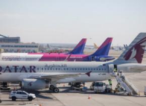 Traficul pe cele mai mari cinci aeroporturi din România a scăzut cu până la 70% din cauza pandemiei