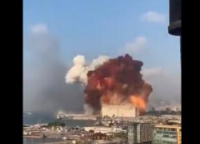 Un lider politic de la Beirut a murit în urma exploziei care a zguduit orașul