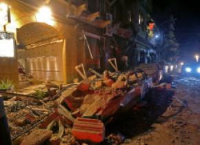 Observatorul Seismologic din Iordania: Explozia din Beirut a avut puterea unui cutremur de magnitudine 4,5