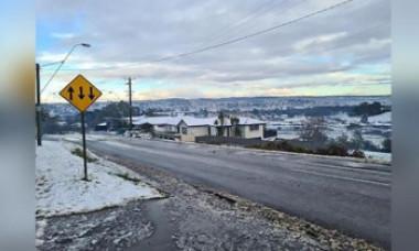 """Țara în care a nins pentru prima dată după 50 de ani: """"Nu am văzut niciodată zăpadă"""""""