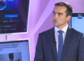 Allen Coliban, candidatul USR PLUS, își anunță victoria în alegerile pentru funcția de primar al Brașovului