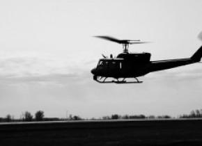 Elicopter militar, atacat cu focuri de armă de la sol la periferia oraşului Washington. FBI anchetează incidentul
