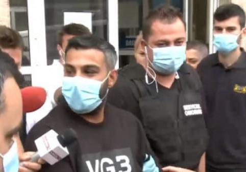 """Răsturnare de situație. Frații lui Emi Pian au fost reținuți: """"Nu am dat cu nicio sabie! Sunt filmări"""" - VIDEO"""
