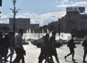 Ultimele date de la INSP: 30% din cazurile de coronavirus din ultima săptămână au fost în București și patru județe