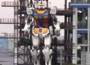 Un robot de 20 de metri înălțime a fost testat în Japonia