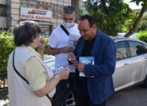 """Lucian Iliescu, candidatul PMP în sectorul 5, acuză fraude """"grosolane"""" la vot și solicită organizarea unor noi alegeri"""