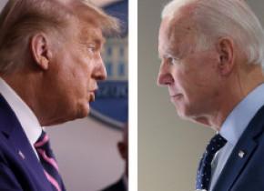 """Prima dezbatere Trump-Biden. Biden: """"Nu poți să scoți un cuvânt de la clovnul ăsta!"""". Trump: """"Nu e nimic deștept la tine, Joe!"""""""