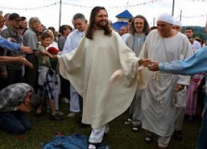 Bărbatul care pretinde că este Iisus reîncarcat a fost arestat de FSB în Rusia. Cine este Vissarion și de ce este acuzat