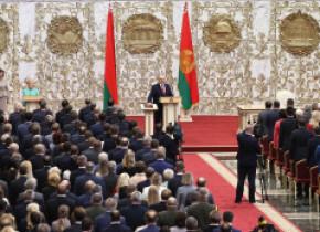 UE refuză să-l recunoască pe Lukaşenko drept preşedinte legitim al Belarusului, la o zi după ce liderul autoritar a depus jurământul