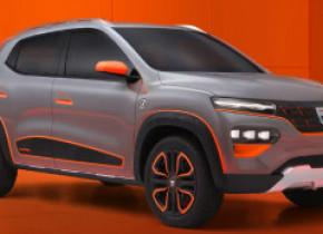 Noutăți despre Dacia Spring: Când ar urma să fie lansat primul model electric Dacia și cât va costa