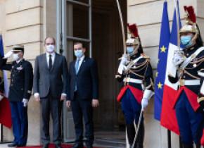 Reacția premierului Franței, după ce Ludovic Orban a calificat ca inacceptabil atacul lui Erdogan la adresa lui Macron