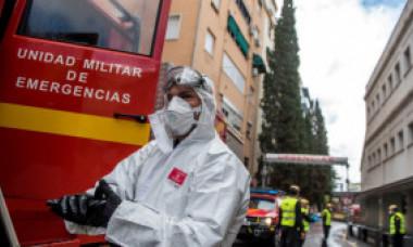 Spania devine prima țară din Uniunea Europeană care depășește un milion de infectări cu coronavirus